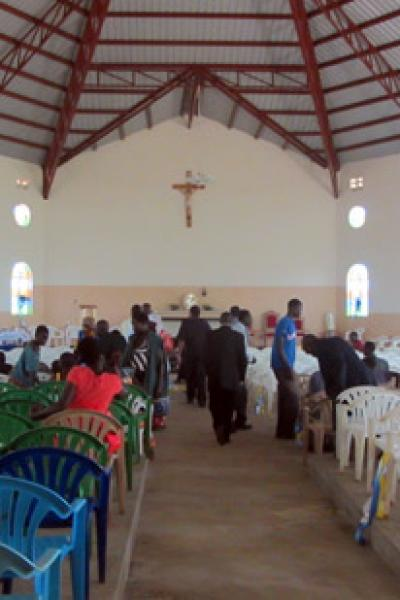 Copy Of Osia Parish Uganda 2